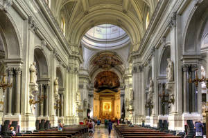 Palermo Cathedral by MisterKrababbel