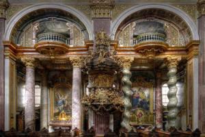 Jesuit Church by MisterKrababbel