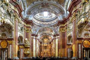 Melk Abbey by MisterKrababbel
