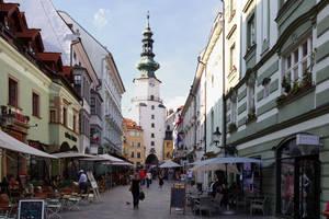 Bratislava Old Town by MisterKrababbel