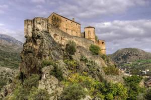 The Citadel of Corte by MisterKrababbel
