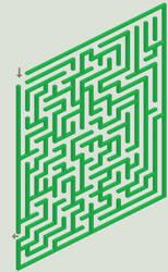 202-12 Maze by Sara4Sidle