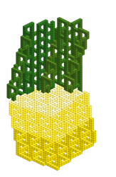 202-14 Pineapple by Sara4Sidle