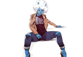 Tarih... The Andorian Of NEO by StalinDC