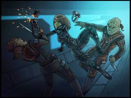 Varta.. Behind Dominion Lines! by StalinDC