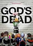 God's Not Dead Voltron by SarahMyriaCarter