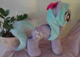 my little pony flitter by Epicrainbowcrafts