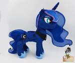 Princess Luna small plush by Epicrainbowcrafts