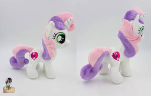 Sweetiebelle filly beanie by Epicrainbowcrafts