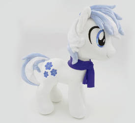 Double diamond 12 inch small plushie by Epicrainbowcrafts