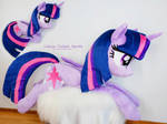 Lifesize Princess Twilight sparkle by Epicrainbowcrafts