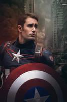Captain by DreamArts-Photo