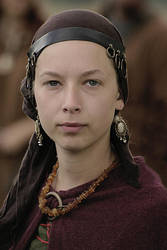 Slavonic Beauty II by Erikdevolve