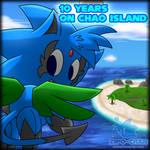10 Years on Chao Island by Zipo-Chan