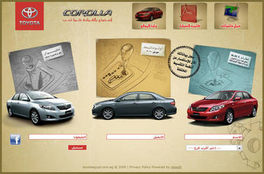 corolla egypt offer page by elbadawy