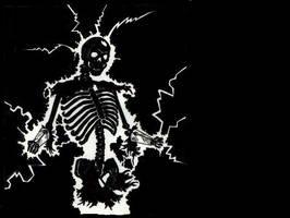 skeleton by NightRider91
