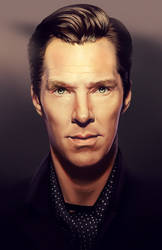 Just Benedict Too by AndromedaDualitas