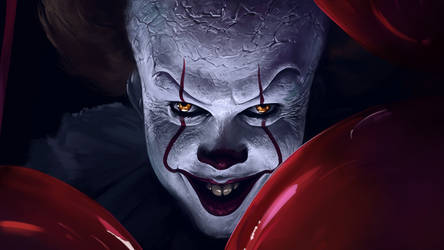 Pennywise 5 by AndromedaDualitas