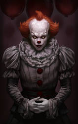 Pennywise 7 by AndromedaDualitas