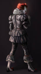 Pennywise 8 by AndromedaDualitas