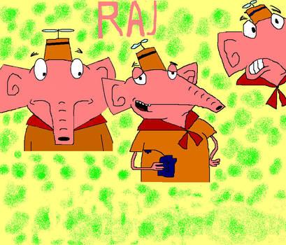 it's about Raj by Samson34