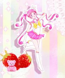Sailor kousagi Tsukino by kuribitah
