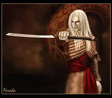 FanArt Hell boy  Prince Nuada by OrenMiller