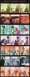 Avatar: Friendship is Magic by nikohl