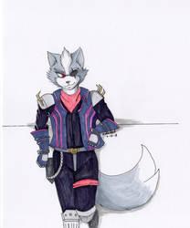 SSBU: Wolf by Aidaided
