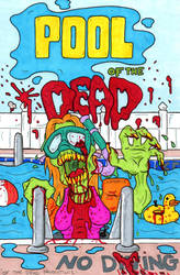 Pool Of The Dead by lagatowolfwood