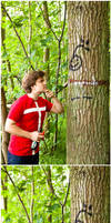 Denmark and the Tree Girl by Buchberg