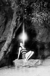 A Quiet Place for Profound Escape by g-imagination