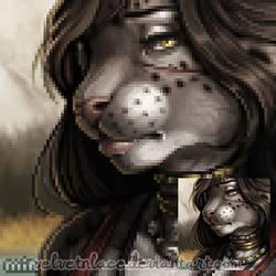 Portrait : Stasia by velvetnlace