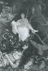 A dream or nightmare by Irula-n