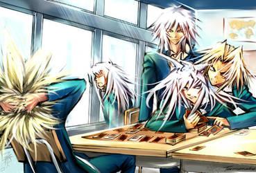 Showdown in the Classroom by taemanaku