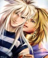 Beautiful Thieves by taemanaku