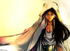 Ishizu: Darkest before Dawn by taemanaku