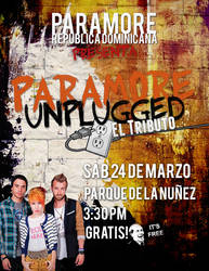 Paramore Unplugged El tributo by Jocarsan