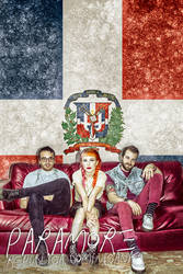 Paramore Republica Dominicana 2013 by Jocarsan