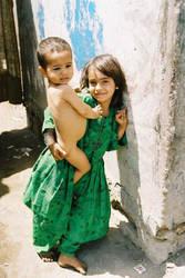 Sikanderabad: Girl in Green by CyrusViccaji