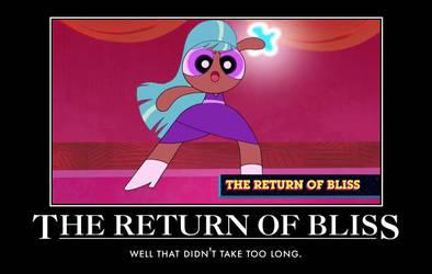 The Return of Bliss by UltraJohn567