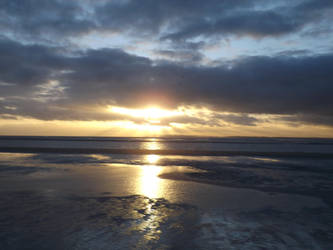 West Wittering beach by Beccart94