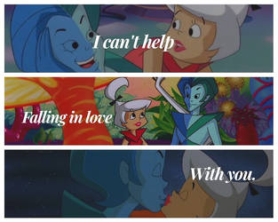 I Can't Help Falling In Love With You by MSKM2001