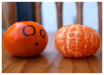 Moody Oranges IX by displayname