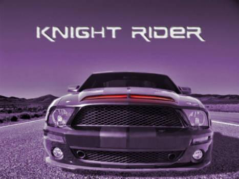 Return of the Knight by davemetlesits