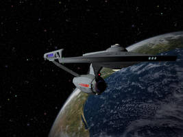 The Enterprise that never was by davemetlesits