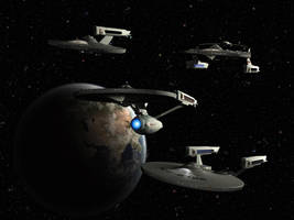 TMP fleet by davemetlesits