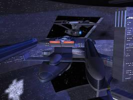 Stealing the Enterprise part 1 by davemetlesits