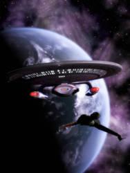 Star Trek Dominion cover by davemetlesits