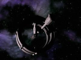 First Enterprise - my mesh by davemetlesits